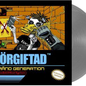 PR 138 FÖRGIFTAD – Bränd Generation EP
