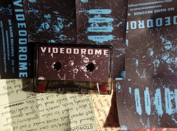 VIDEODROME - Demo CASS