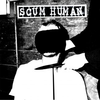 SCUM HUMAN - s/t EP