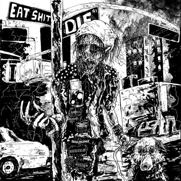 JACK / METH LEPPARD split EP