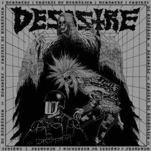 DESASTRE – Espiral De Barbáries EP