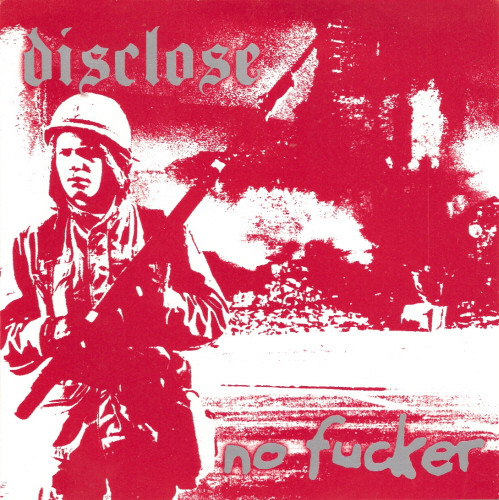 DISCLOSE / NO FUCKER split EP