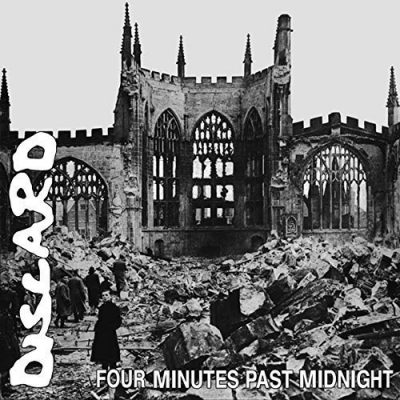 DISCARD - Four Minutes Past Midnight LP