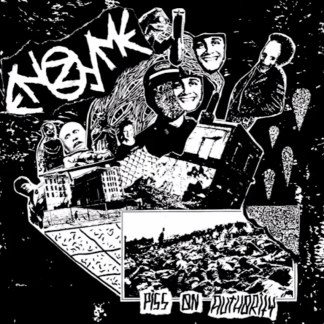 ENZYME - Piss On Authority EP