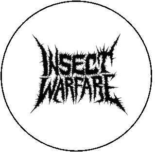 INSECT WARFARE logo