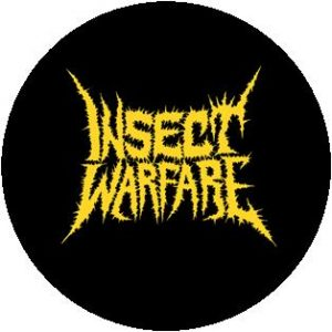 INSECT WARFARE yellow