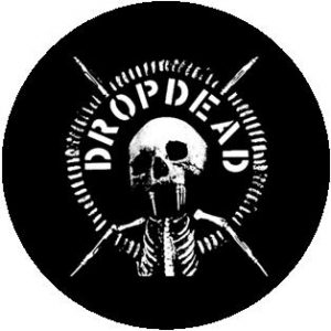 DROPDEAD skull