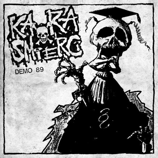 KARA ŚMIERCI - Demo 89 LP