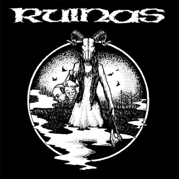 RUINAS - s/t LP