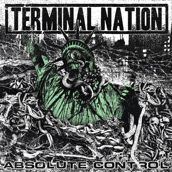 TERMINAL NATION - Absolute Control EP