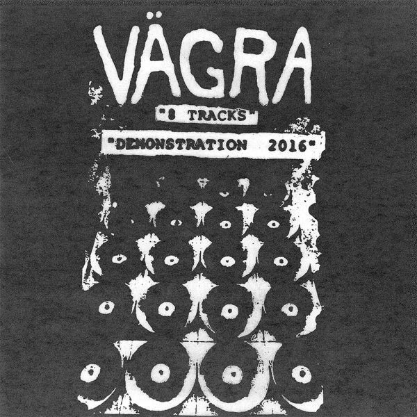 PR 147 VÄGRA - Demonstration 2016 LP