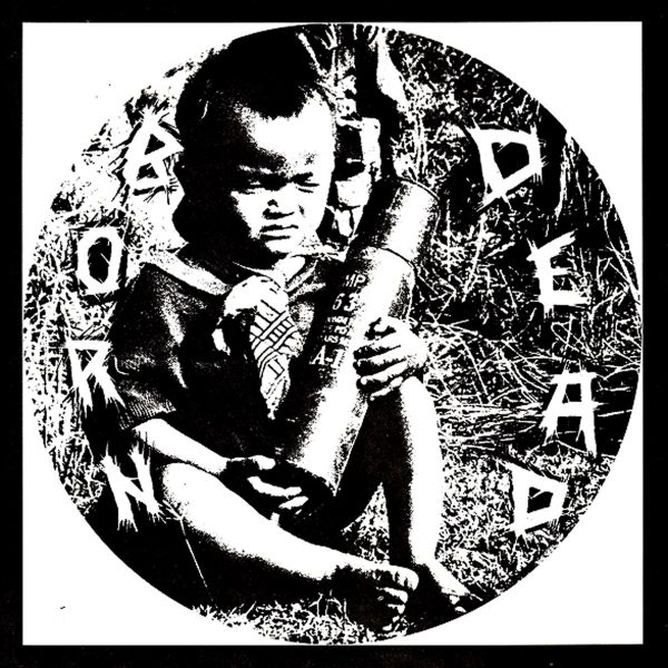 BORN/DEAD - 24 Hostages EP