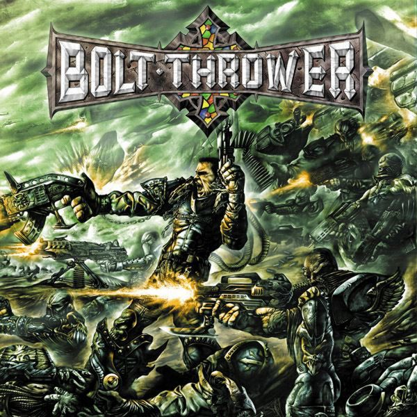 BOLT THROWER - Honour Valour Pride 2xLP