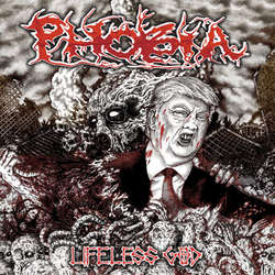 PHOBIA - Lifeless God LP