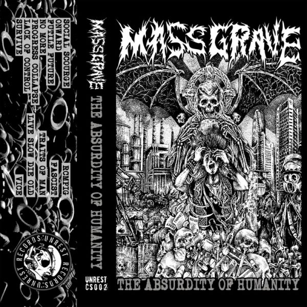 MASSGRAVE - The Absurdity Of Humanity CASS