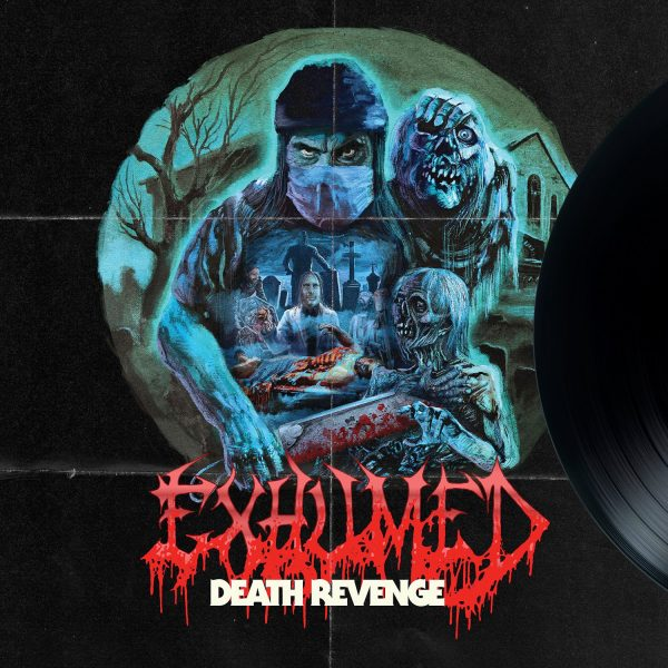 EXHUMED - Death Revenge LP