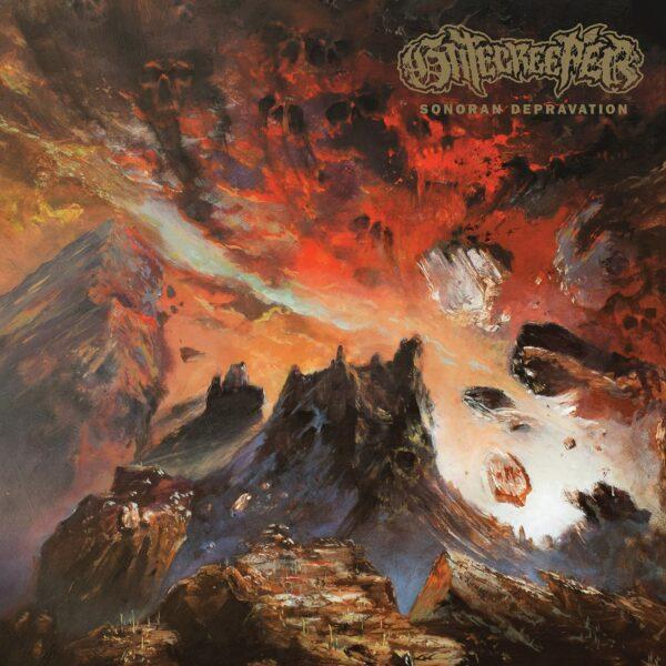 GATECREEPER - Sonoran Depravation LP