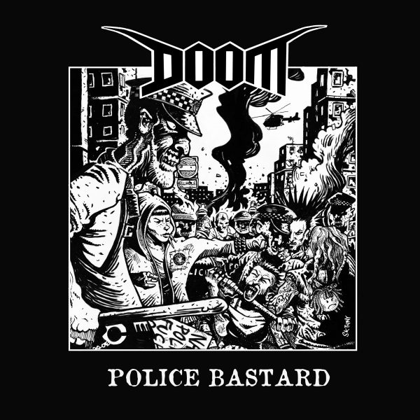 DOOM - Police Bastard EP (30 years of DOOM reissue)