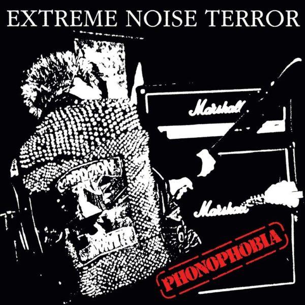 EXTREME NOISE TERROR - Phonophobia LP plus bonus live LP