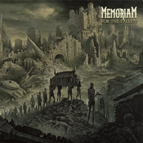 MEMORIAM - For The Fallen LP