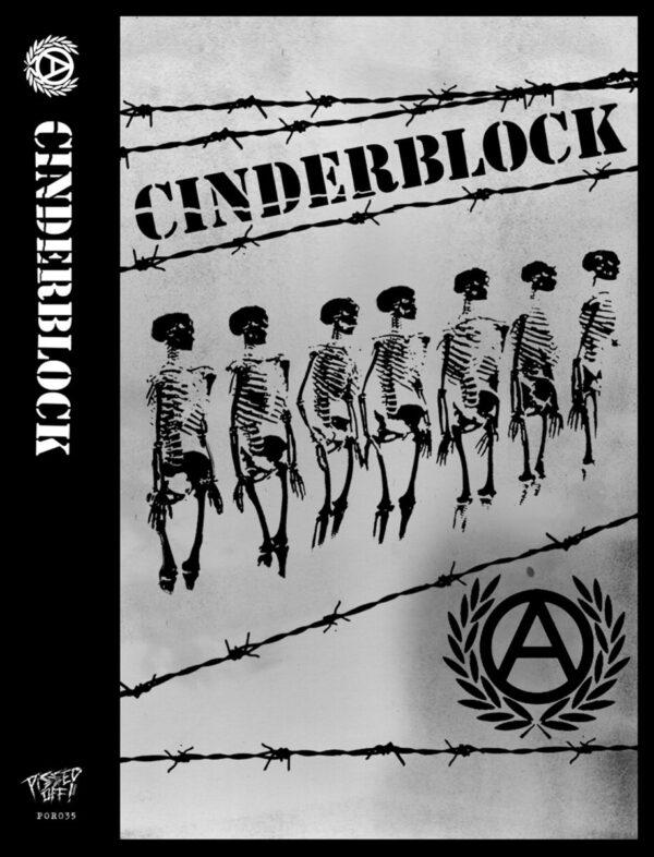 CINDERBLOCK - s/t CASS