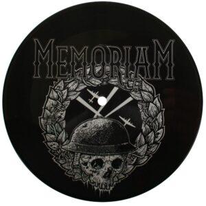MEMORIAM – The hellfire demos I EP picture