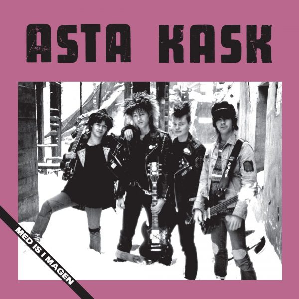 ASTA KASK - Med Is I Magen LP