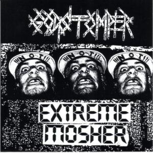 GODSTOMPER / IRRITATE split CD