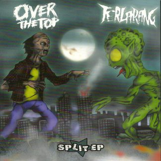 OVER THE TOP / TERLARANG split EP