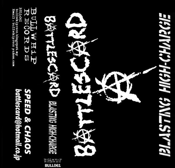 BATTLESCARD - Blasting High-Charge CASS