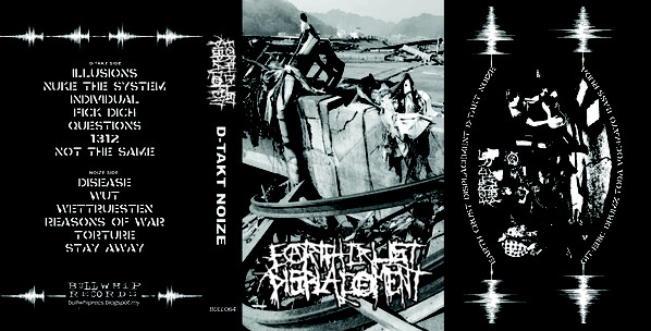 EARTH CRUST DISPLACEMENT - D-Takt Noize CASS