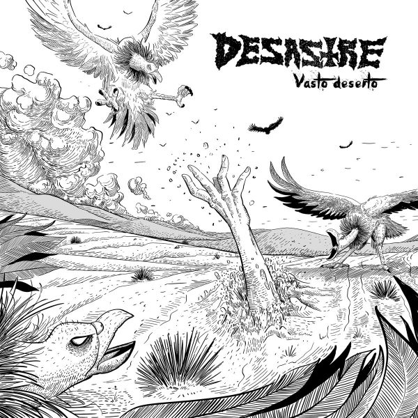 DESASTRE - Vasto deserto EP