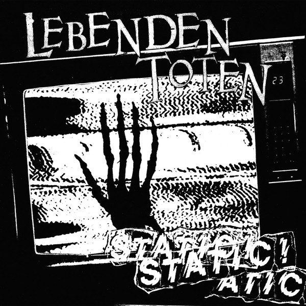 LEBENDEN TOTEN - Static 12LP (one sided)""