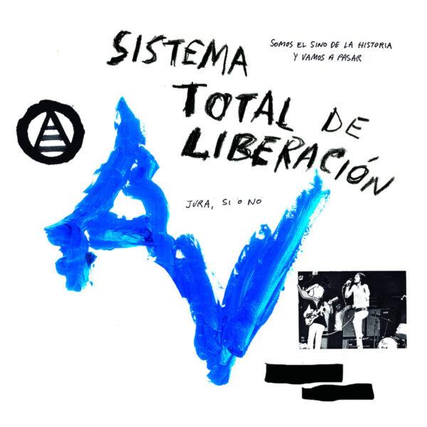 ANARQUÍA VERTICAL - Sistema Total De Liberación LP