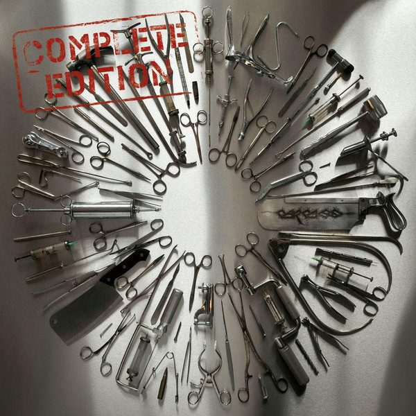 CARCASS - Surgical Steel 2xLP