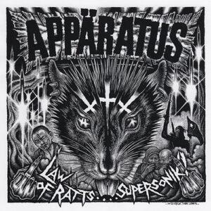 APPÄRATUS / SVART UT split LP