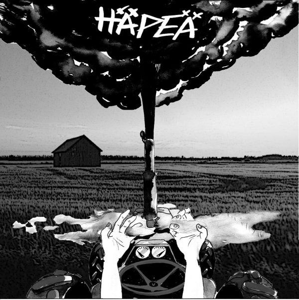 HÄPEÄ - Full pull EP