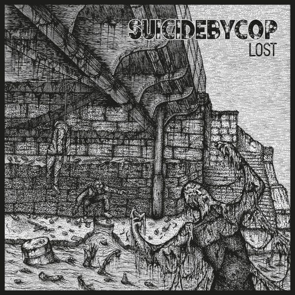 SUICIDE BY COP - Lost LP