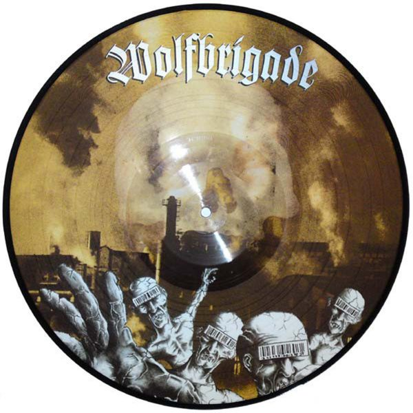 WOLFBRIGADE - Progression / Regression LP picture