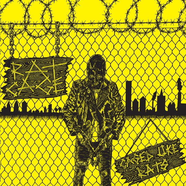 RAT CAGE - Caged Like Rats EP