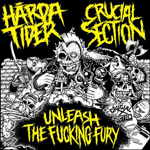 HARDA TIDER / CRUCIAL SECTION split EP