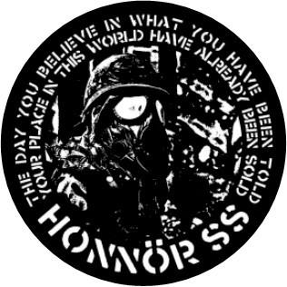 HONNÖR SS - gasmask