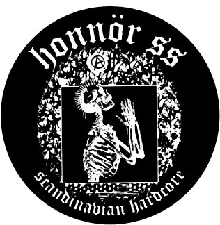HONNÖR SS - Scandinavian hardcore