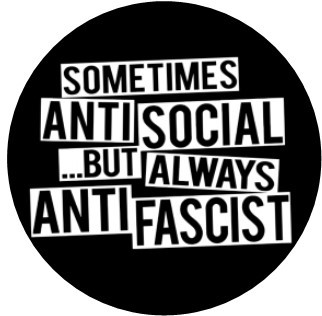 SOMETIMES ASOCIAL BUT ALWAYS ANTIFASCIST 01
