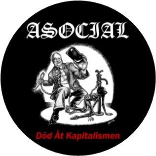 ASOCIAL - Död