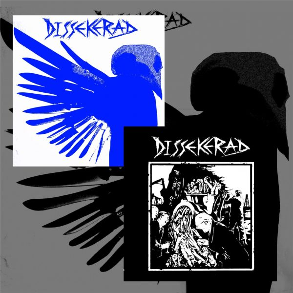 "DISSEKERAD - Mörkret Tilltar LP & IV 7EP bundle"""