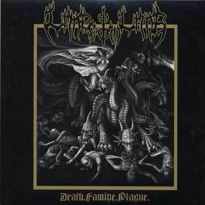 LIMB FROM LIMB - Death.Famine.Plague LP