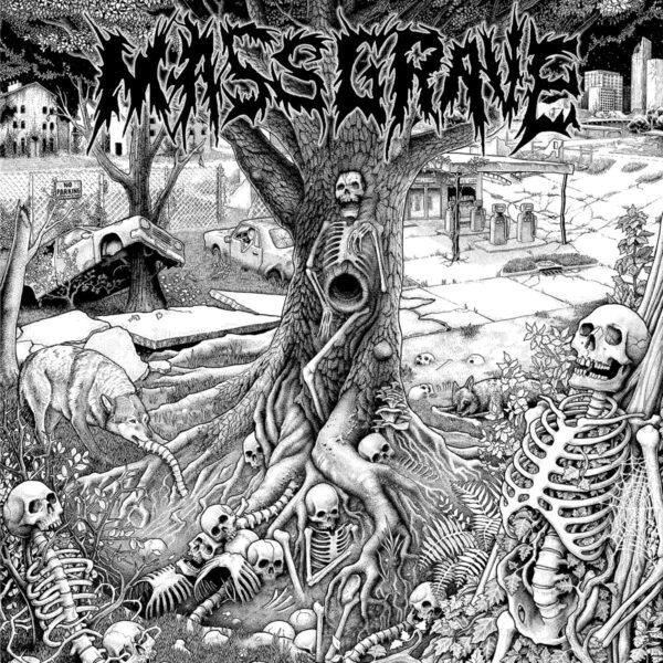 MASSGRAVE - Our Due Descent LP (coloured vinyl)