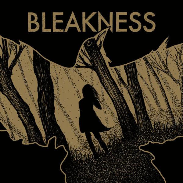 BLEAKNESS - Frozen Refugee LP