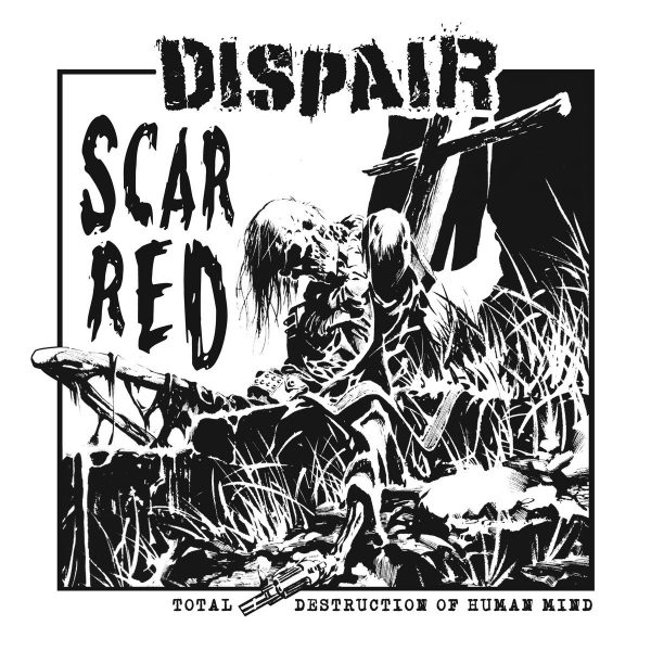 DISPAIR - Scarred EP